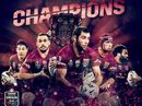 QUEENSLAND thrashes New South Wales in the State of Origin decider at Suncorp Stadium, with a record breaking 52-6 win for the Maroons.