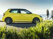 Skoda's micro car Fabia is big on space, style and technology and in Wagon guise is a fascinating bargain offering.