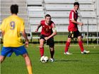 FOOTBALL: They may sit in third place, but Noosa Lions are well and truly in the mix for this season's McDonald's Premier League title.
