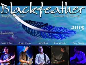 Blackfeather are much more than their hits 'Seasons of Change', 'Boppin' the Blues' and 3 album history suggests.