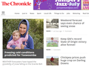 THE Chronicle's award-winning website is the first place locals go for breaking news.