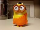 PARENTS have been left baffled by McDonald's new Happy Meal toy, which seems to shout profanities when shaken.