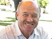 A CHEEKY grin crosses the face of Maroons legend Wally Lewis when he's asked about Wednesday night's demolition of NSW.