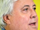 WHERE is Clive Palmer? That is what some community groups in the Fairfax electorate are wondering.