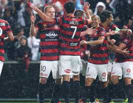 Wanderers kick-off in Coffs Harbour
