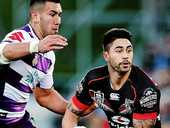 REGULARLY criticised for their inconsistency, the Warriors showed they were a genuine top-four chance after an impressive 28-14 win over Melbourne.