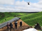 Rider lands world first BMX quad-backflip