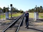 AN EVENT marking the first Queensland railway trip from Ipswich to Grandchester will be missing a key element...