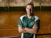 FORMER Brisbane Bullets national league player Greg Fox has basketball running through his veins.