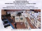 LISMORE Art Club's 55th Annual Art Exhibition opens tomorrow at the Lismore Workers Club.