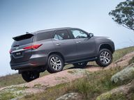 HiLux-based diesel off-roader boasts seven seats and SUV styling, slots in range above RAV4 and under Prado.