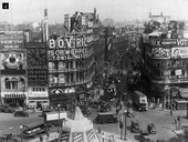 A 91-YEAR-OLD man has confessed to the murder of a prostitute outside a Soho nightclub nearly 70 years ago.