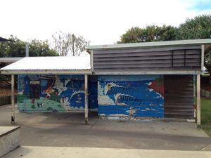 Boardriders shack will get a lick of paint