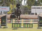 he gates to the 99th Gatton Show have opened, with action in the main rings already in progress.