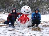 A VIDEO poking fun at the snow-mania surrounding the downfall at Stanthorpe has emerged online.