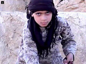 ISIS has released a video showing a young boy beheading a Syrian soldier as it continues to abuse children for its gruesome brand of propaganda.