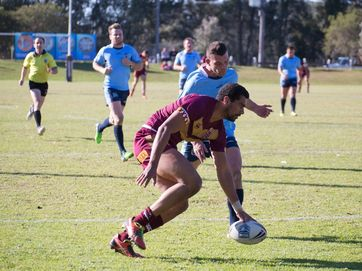Queensland Rangers and NSW Ron Massey Cup sides.