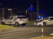 POLICE are investigating a traffic crash that occurred in Darling Heights.
