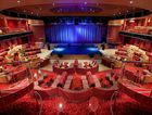 The stunning auditorium aboard the Pacific Pearl.