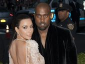 """KIM Kardashian West says hiding her pregnancy at the 2015 Met Gala was """"the most difficult"""" thing she has done all year."""