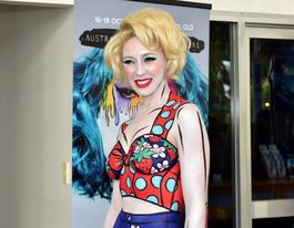 Body art festival a colourful eye-opener at Eumundi