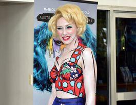 Body art festival a colourful eye-opener at Eumundi