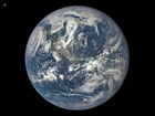 NASA has released the first picture of the Earth that it has taken in 43 years.