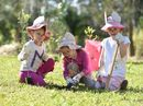 Hundreds of trees were planted at Pioneer Park, Tinana as part of National Tree Planting Day in Maryborough.