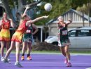 Teams from around the region battled it out for netball honours at the Maryborough Regional Carnival.