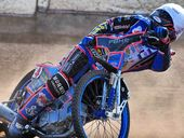 NEITHER rain nor dramatic crashes could ruin the success of Ipswich's round of the Heffernan Dirt Track Speedway series on Saturday.