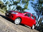 All new Suzukie Celerio, exclusive to Lawrence's Suzuki. Photo Tamara MacKenzie / The Morning Bulletin