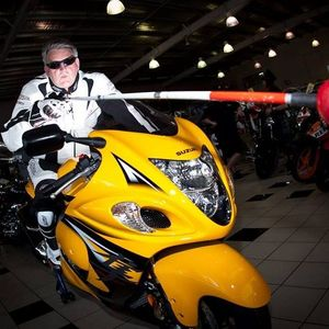 Blind daredevil wants to hit 260kmh at Wellcamp Airport