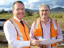 JIM Madden said before the last election that he was determined to bring the Brisbane Valley Hwy up to speed.