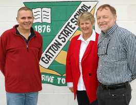 Gatton teaching trio calls it quits after 30 years