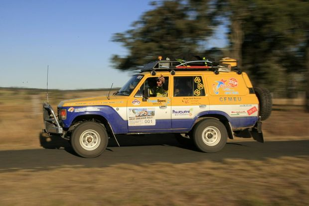 Great Endeavour Rally Cars For Sale