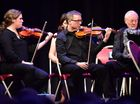 Sunshine Coast Symphony Orchestra put on a Christmas in July concert to raise funds for the Queensland Air Museum.
