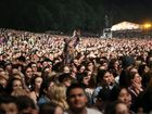 PUNTERS have been praised for their behaviour at Splendour in the Grass despite 92 people facing drug charges and police seizing 468 grams of illicit substances