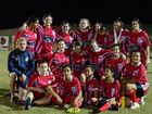 Girls rugby league