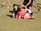 Some of the action from the President's Cup and A-grade games between Wondai and Kingaroy.