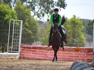 Shots from the Nanango Hack and Pony Club's annual gymkhana.