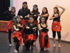 YOUNG Aboriginal dancers are showing off their culture with a series of concerts around the South Burnett.