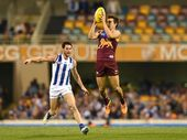 BRISBANE officials would have looked out over the Gabba with envy on Saturday afternoon.