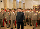 A NORTH Korean army General has said that another war on the Korean peninsula would leave no Americans left to sign a surrender document.