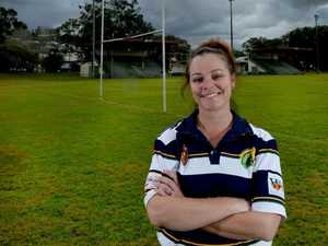 Tanya Booth at Stan Sercombe Oval. Photo: Blainey Woodham / Tweed Daily News