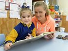 BLAIR State School has launched a new reading program to encourage a love of books from an early age.