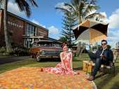 A new retro market coming to Kingscliff is already booked out.