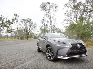 GALLERY: Lexus NX300h brings a whole new level of intutition