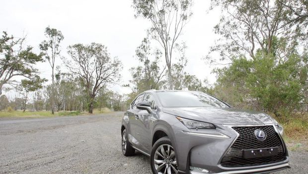 There is no question that the Lexus NX 300h is a head-turner and possesses safety, intelligence and innovation like no other SUV.