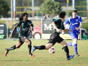 Knights slay Taringa 4-1