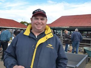 NUMBERS RISE: Local Wayne Benz has seen a rise at the John Dee meatworks.